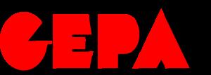 Bild zeigt das Logo der Sportfotoagentur GEPA.