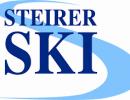 Bild zeigt das Logo des steirischen Skiverbands.