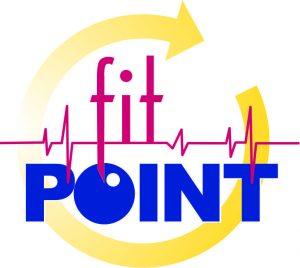 Bild zeigt das Logo des Fitnessstudios Fitpoint in Deutschlandsberg.