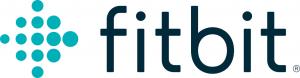 Das Bild zeigt den Schriftzug des Uhrenherstellers FitBit