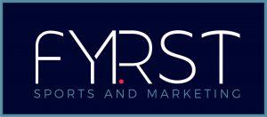 Bild zeigt das Logo der Grazer Sport- und Marketingagentur FYRST sports and marketing.